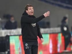 Daniel Stendel ist neuer Teammanager beim FC Barnsley