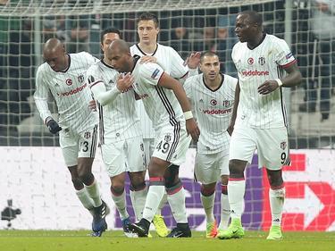 Ryan Babel glänzte mit einem Doppelpack für Beşiktaş
