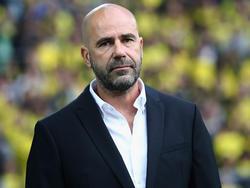 Dortmund-Trainer Peter Bosz sah Verbesserungspotenzial
