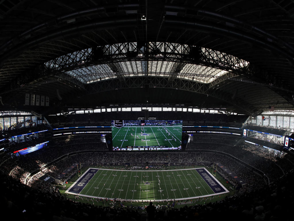 Das AT&T-Stadion: Findet hier das WM-Finale 2026 statt?