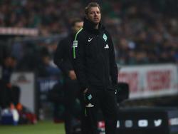 Werder-Trainer Florian Kohfeldt hat großen Respekt vorm FC Bayern
