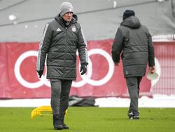 Jupp Heynckes stehen bis auf den verletzten Manuel Neuer alle Spieler zur Verfügung
