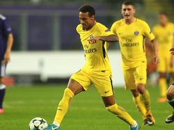 Neymar ya está preparado para el compromiso del Bernabéu. (Foto: Getty)