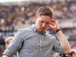 Julian Nagelsmann steht seit 2016 an der Seitenlinie von 1899 Hoffenheim