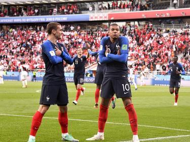 Mbappé firmó su quinto tanto en 17 partidos con los 'Bleus'. (Foto: Getty)