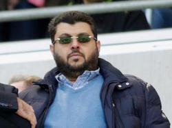 Bestreitet ein Interesse an Dieter Hoeneß als 1860-Manager:Investor Hasan Ismaik