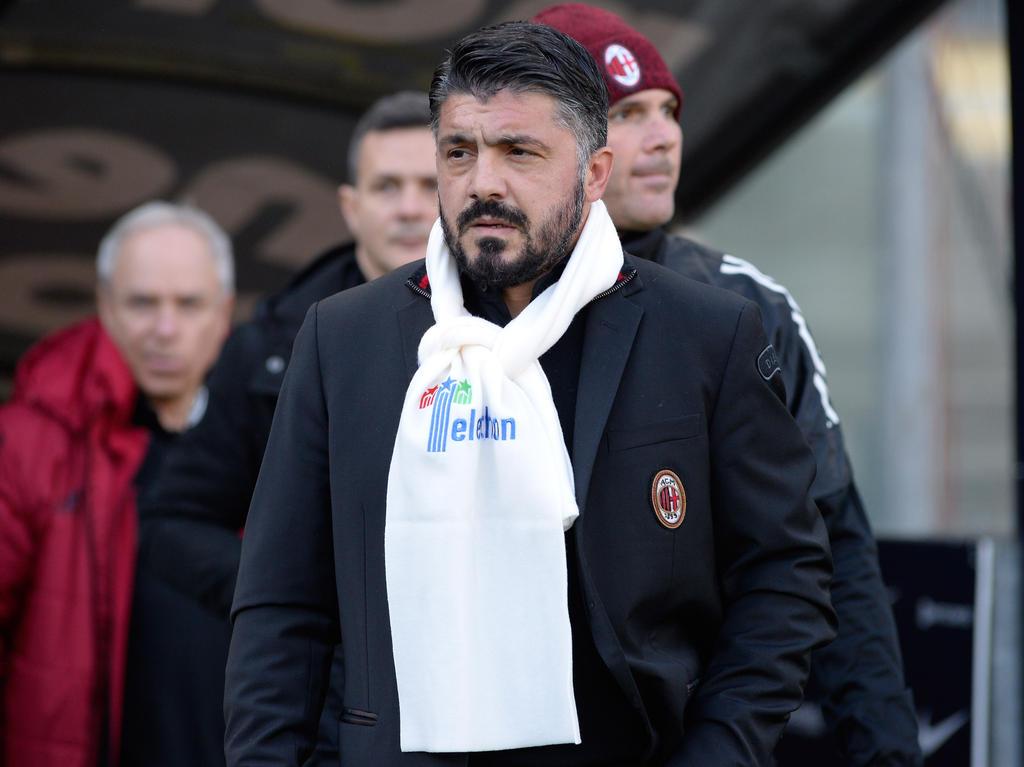 Gennaro Gattusos erste Wochen als Milan-Trainer sind gründlich daneben gegangen