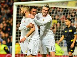 Werden Benzema, Ronaldo und Bale in Madrid bald abgelöst?
