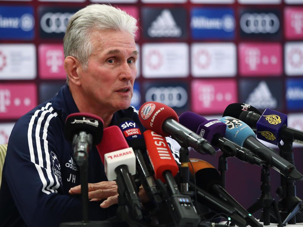 Jupp Heynckes plant mit Neuer und Müller