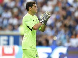 Iker Casillas absolvierte sein 1000. Spiel