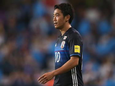 Shinji Kagawa macht sich Hoffnungen auf das WM-Ticket