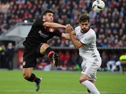 Bayer Leverkusen zeigte gegen Bayern einen großen Kampf