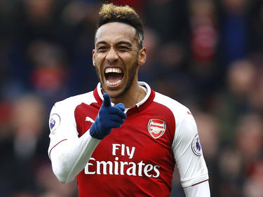 Besorgte den zwischenzeitlichen Ausgleich für Arsenal: Pierre-Emerick Aubameyang
