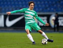 Thomas Delaney ist bislang ein Glücksfall für Werder Bremen