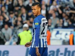 Droht im Heimspiel gegen Östersunds FK auszufallen: Angreifer Davie Selke