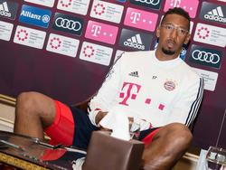 Führungsspieler beim FC Bayern: Jerome Boateng