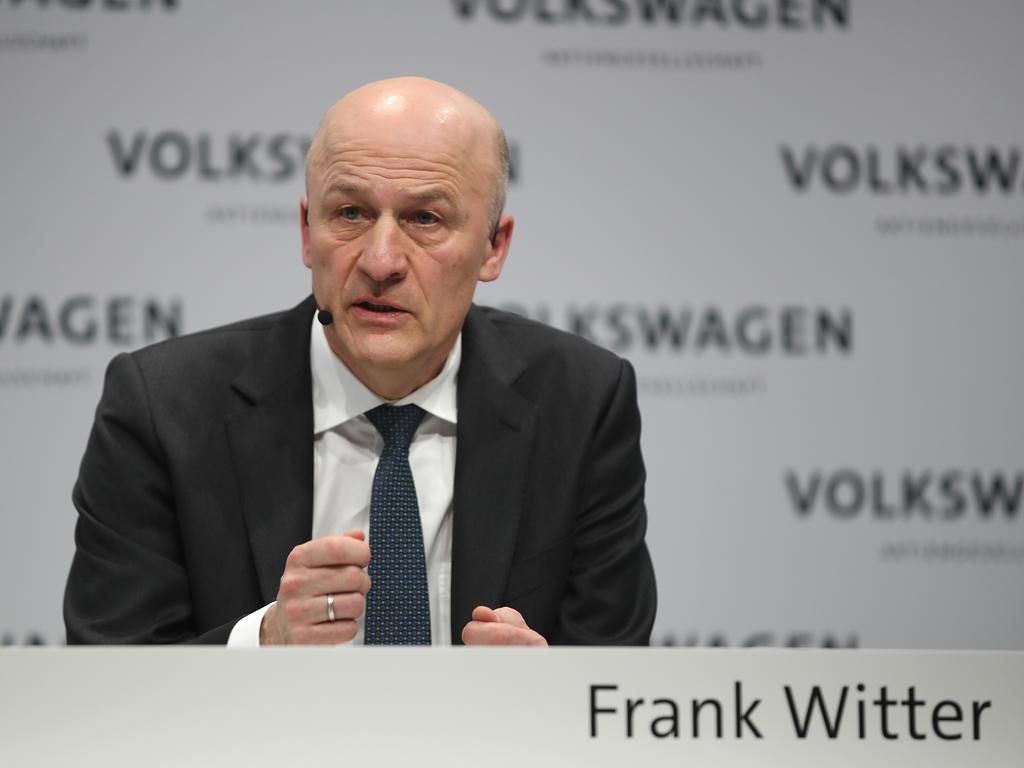 Frank Witter übernimmt Aufsichtsratsvorsitz beim VfL Wolfsburg