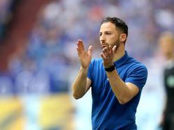 Schalke-Trainer Domenico Tedesco über die Rivalität zum BVB