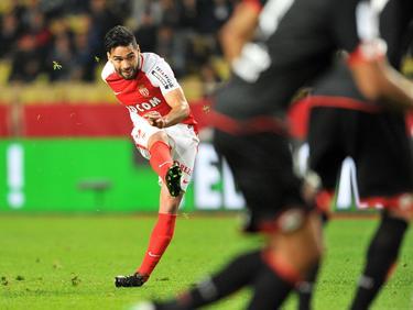 Falcao erzielte den Siegtreffer für Monaco