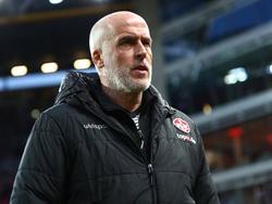 Niederlage für Michael Frontzeck und den FCK