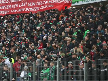 Teile der Hannover-Fans fielen negativ auf