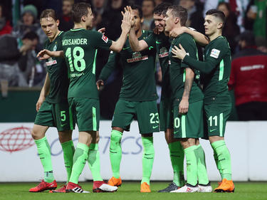 Con esta victoria el Werder Bremen alcanza los 30 puntos. (Foto: Getty)