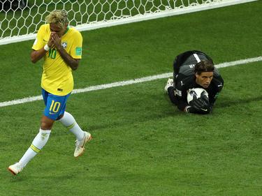Yann Sommer hielt zum WM-Auftakt gegen Brasilien stark