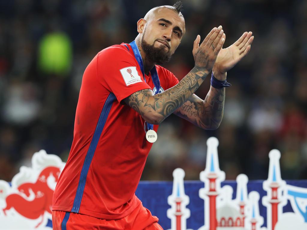 Bald kein Nationalspieler mehr? Arturo Vidal
