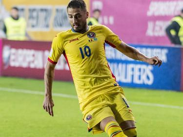 Gheorghe Grozav traf doppelt für Rumänien gegen die Türken