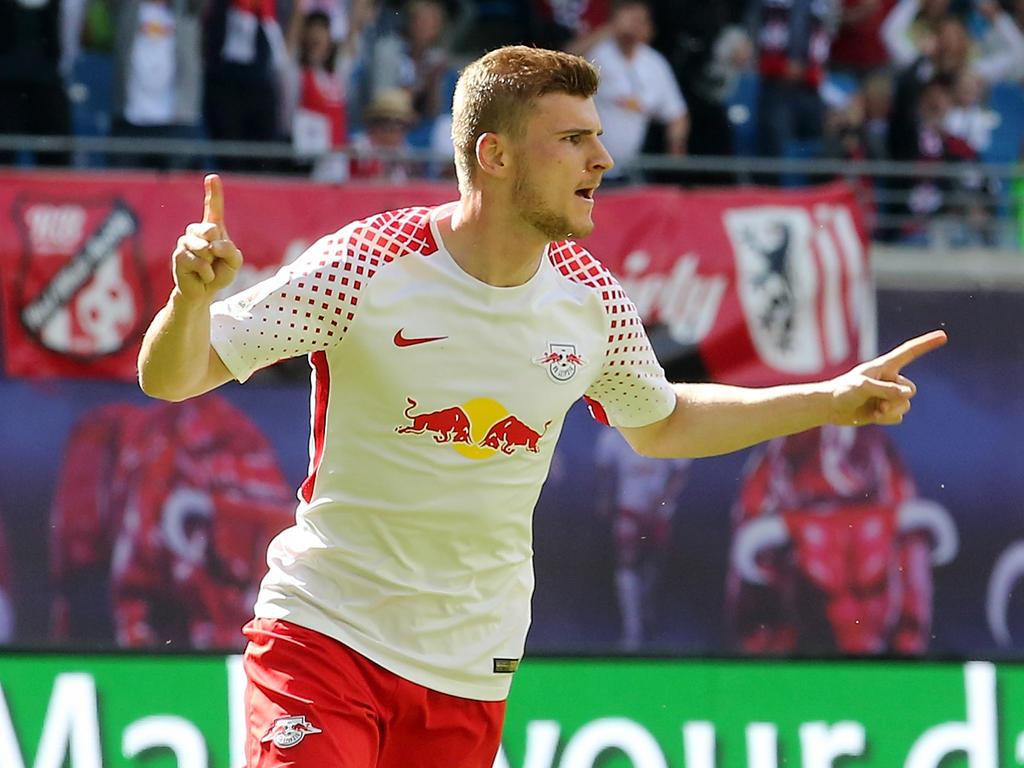 Timo Werner will auch in der nächsten Saison für RB Leipzig spielen