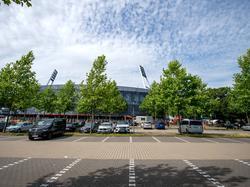 Das Weserstadion in Bremen
