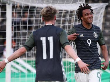Die deutschen Junioren haben ihr zweites EM-Spiel gewonnen