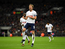 Harry Kane sigue a lo suyo en el apartado goleador. (Foto: Getty)