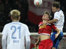 Der 1. FC Magdeburg patzt bei Rot-Weiß Erfurt