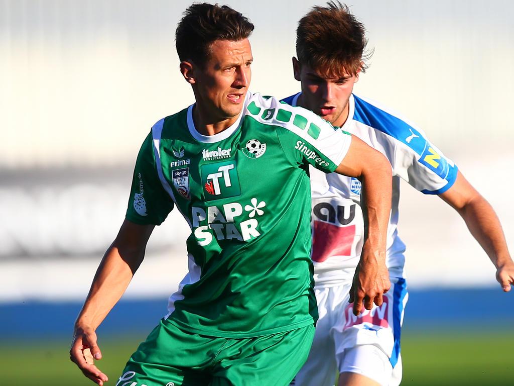 Steigt Florian Mader im Herbst seiner Karriere ein viertes Mal auf?