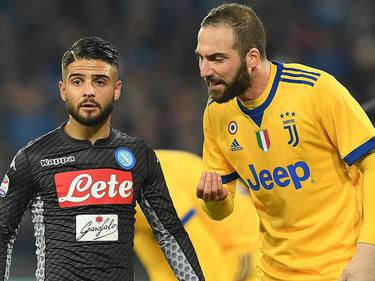 Im Hinspiel gewann Juve 1:0 in Neapel