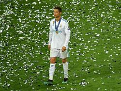 Cristiano Ronaldo hat zum fünften Mal die Champions League gewonnen