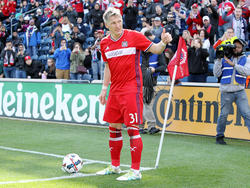 Hängt Bastian Schweinsteiger noch ein Jahr in Chicago dran?
