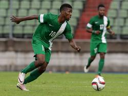 Kelechi Iheanacho und die Nigerianer haben Argentinien besiegt