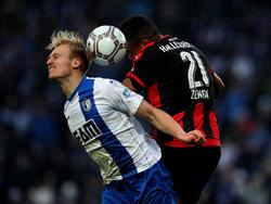 Der 1. FC Magdeburg setzte sich im Derby gegen Halle durch