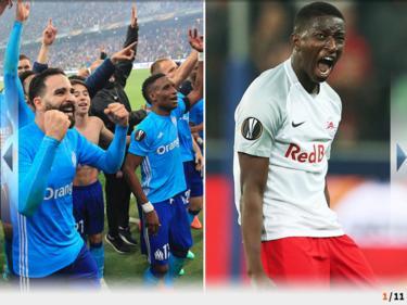 El Marsella estará en la final contra el Atlético de Madrid. (Foto: Getty