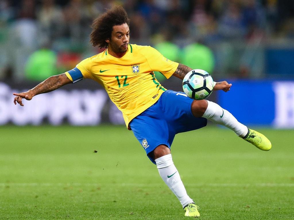 Marcelo (Bild) und Miranda fehlen gegen Kolumbien