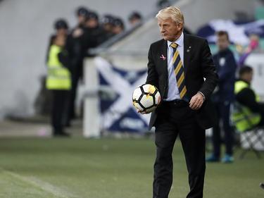 Gordan Strachan ist nicht mehr schottischer Nationaltrainer