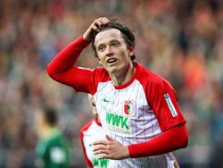 Trauert seiner Zeit beim HSV nicht nach: Michael Gregoritsch