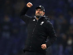 Jürgen Klopp feiert mit dem FC Liverpool Erfolge