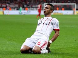 Thiago wird immer wieder mit einem Abschied vom FC Bayern in Verbindung gebracht