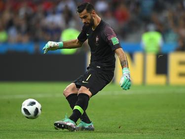 Portugals Torwart Rui Patrício wechselt von Lissabon in die Premier League