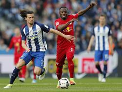 Droht beim Pflichtspielauftakt auszuzfallen: RB-Profi Naby Keïta