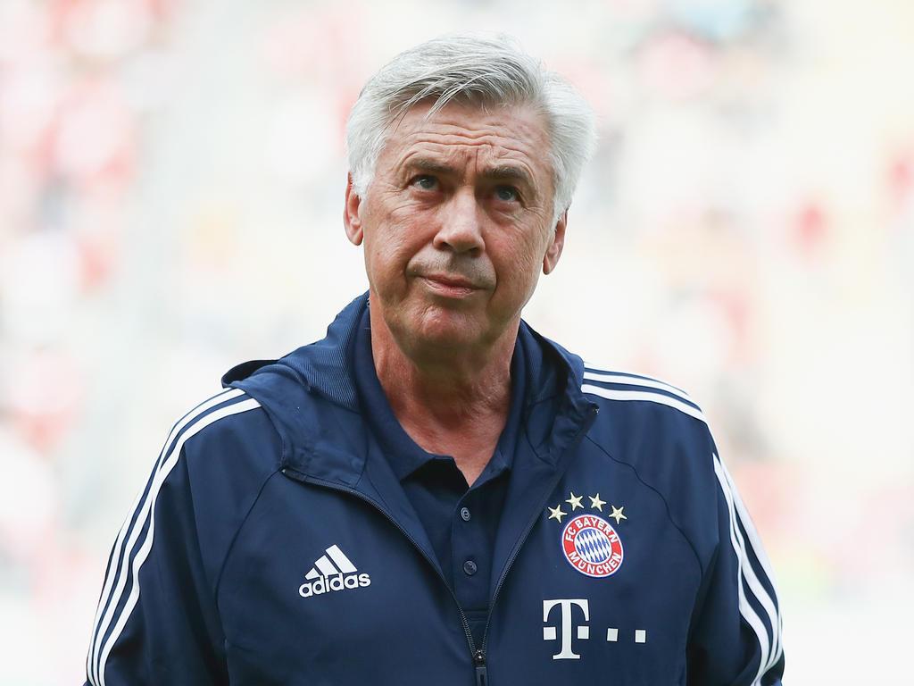 Carlo Ancelotti wird nicht neuer Trainer der italienischen Nationalmannschaft