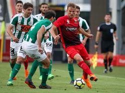 Lukas Grozurek und die Admira spielen nächste Saison international